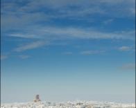 Guildofrd City under snow.