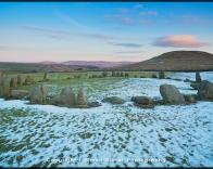 Swinside Stone Circle near Millom