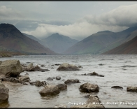 Stormy Wast Water
