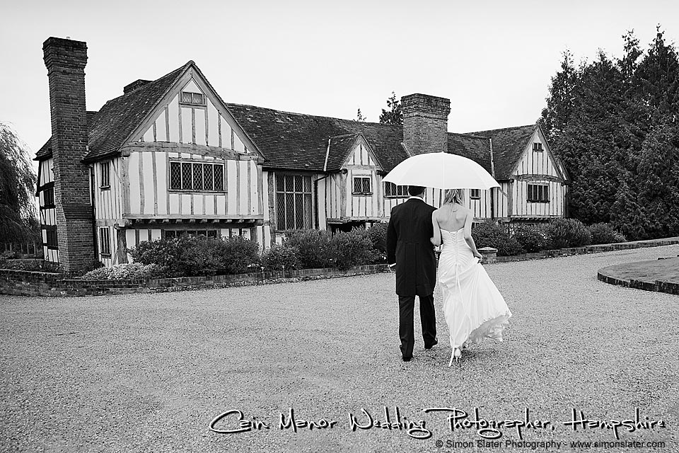 Cain Manor Wedding Photographer near Farnham, Surrey - Simon Slater Photography