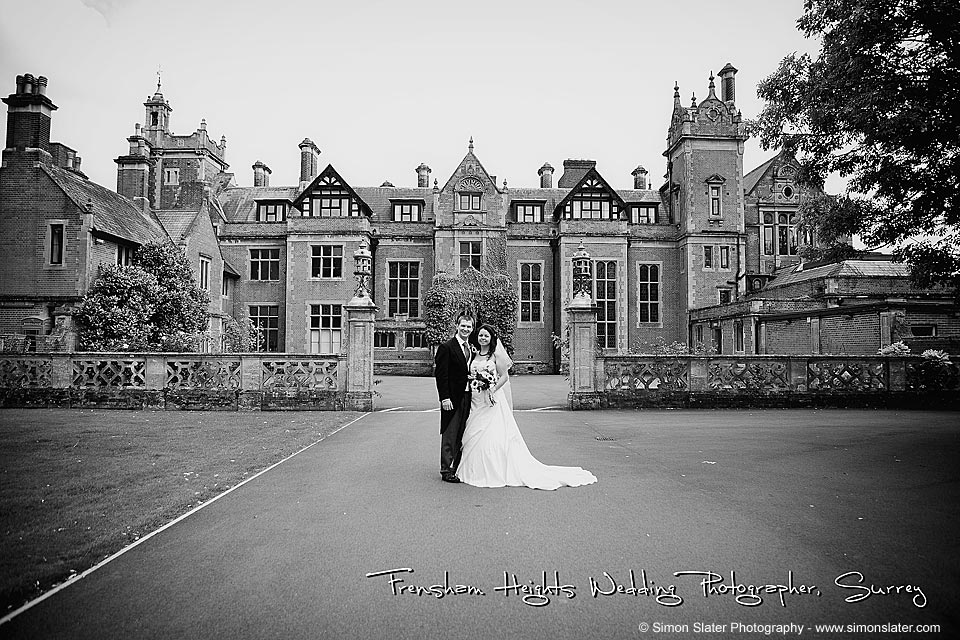 Frensham Heights Wedding Photographer in Rowledge, Surrey - Simon Slater Photography
