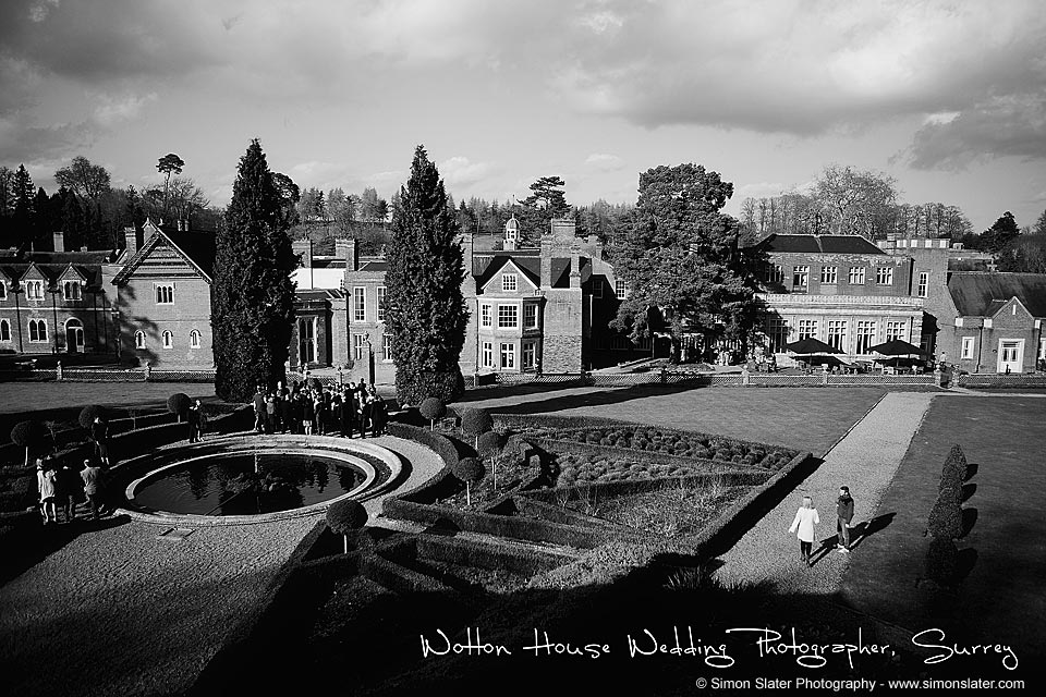 Wotton House Wedding Photographer in Dorking, Surrey - Simon Slater Photography