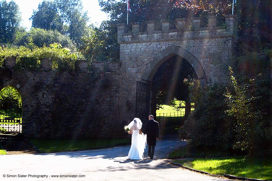 Clearwell Castle Wedding Photographer, Gloucestershire - Simon Slater Photography