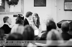 Hampshire Wedding Photography - All Saints Church, Tilford