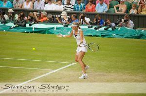 Wimbledon 2011 - Women's Final (Petra Kvitova)