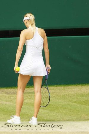 Wimbledon 2011 - Women's Final (Maria Sharapova)