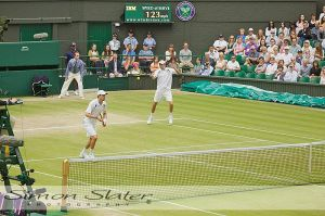 Wimbledon 2011 - Men's Doubles Final