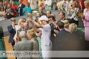 Wimbledon 2011 - Men's Doubles Champions