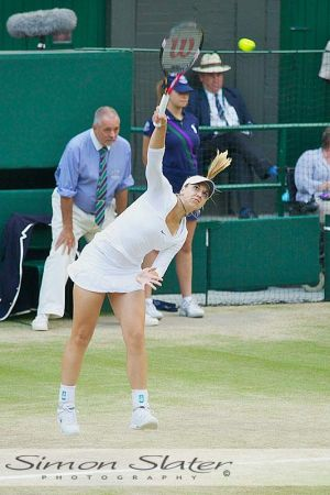 Wimbledon 2011 - Women's Doubles Final
