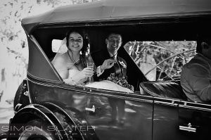 Frensham Heights Wedding Photographer - Simon Slater Photography