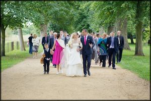 Wedding Photography | Pembroke College, Oxfordshire
