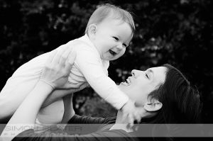 Clare and Ailsa - Mother and Child Photography, Surrey